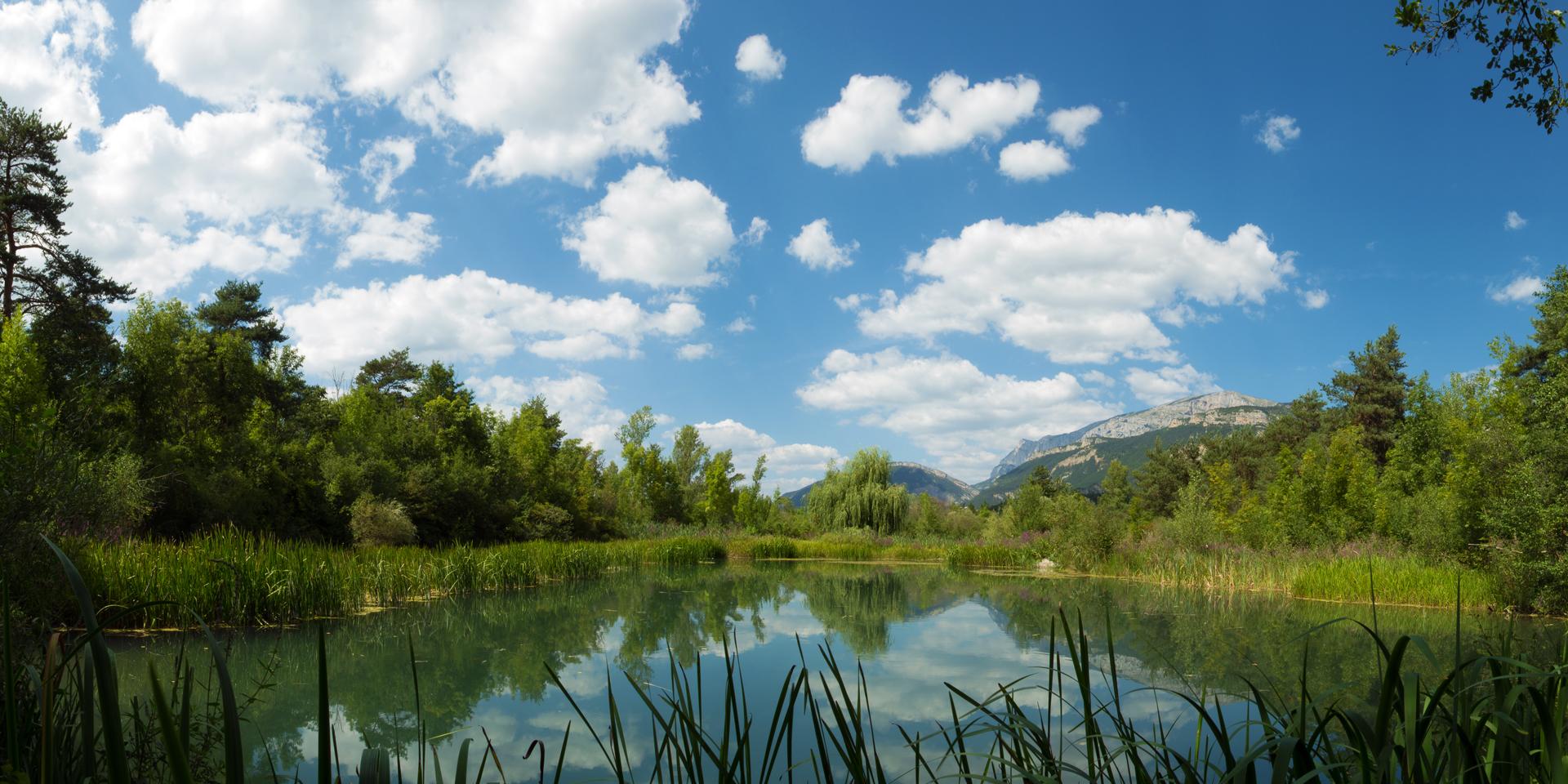 N-000328 Lac Drôme - Vercors