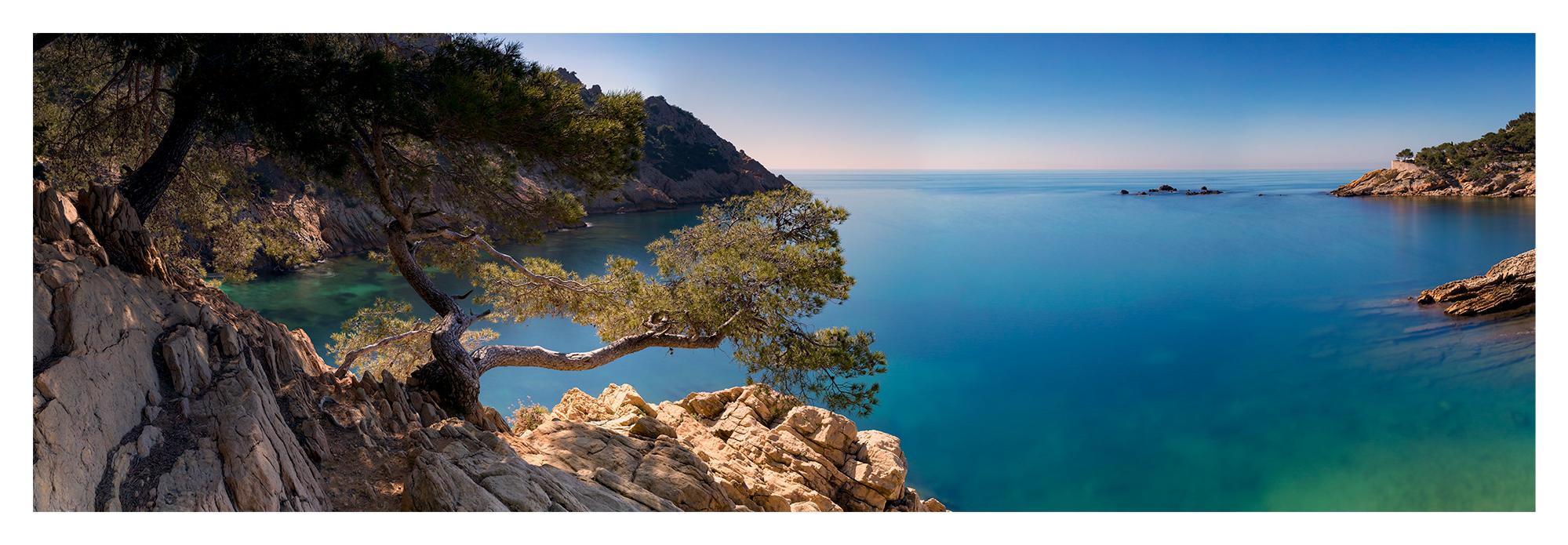 N-000398 Côte Bleue - Provence