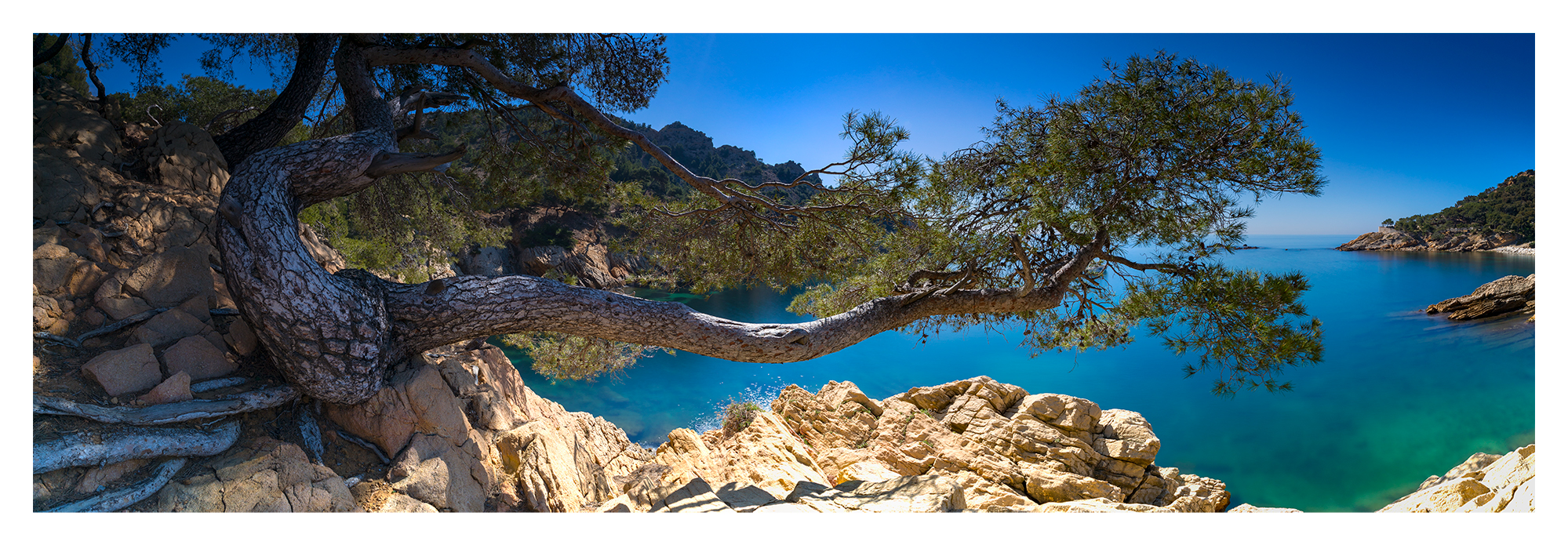 N-000399 Côte Bleue - Provence