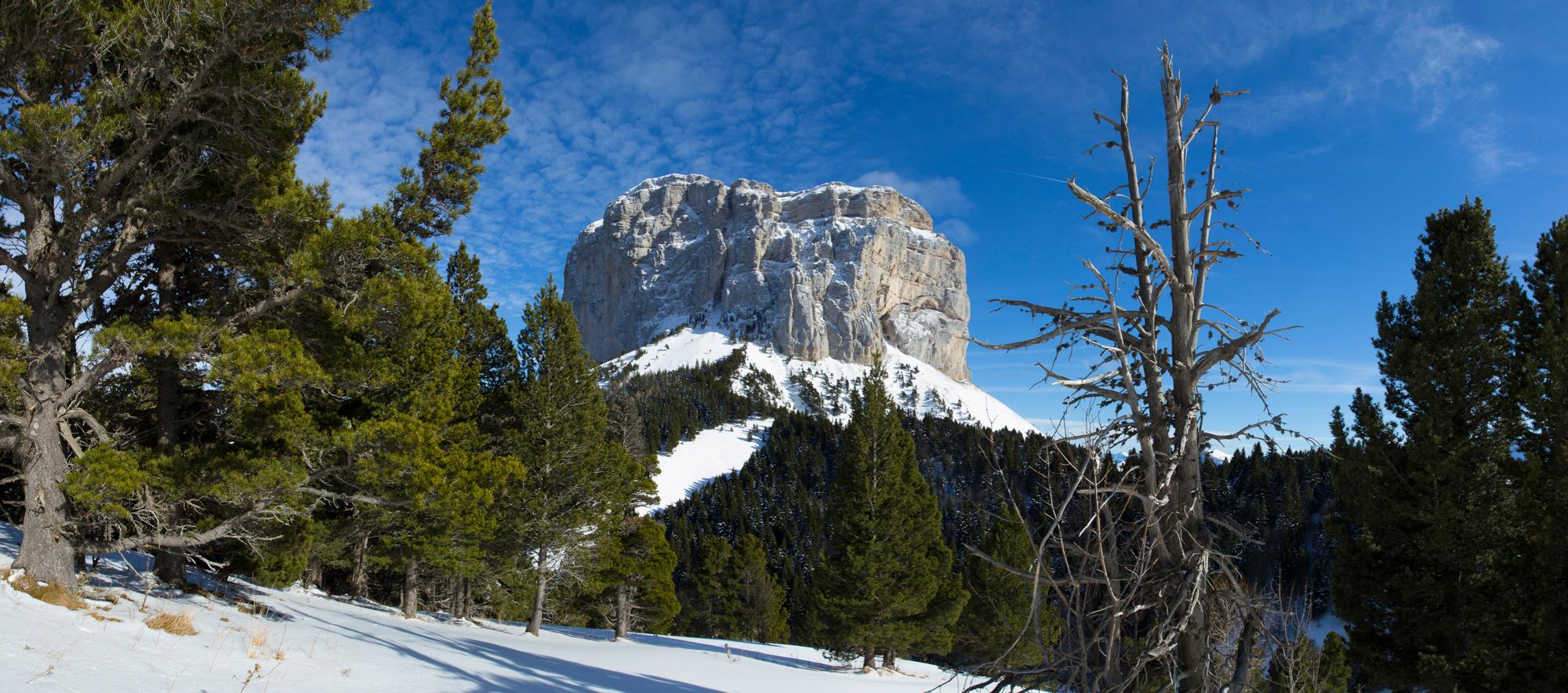 N-000004 Mont Aiguille